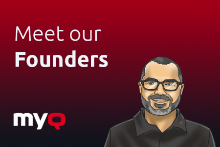 5 Questions for MyQ's Founders: The Programmer, Jakub Ahmadyar