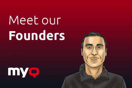 5 Questions for MyQ's Founders: The CPO, Petr Hacmac
