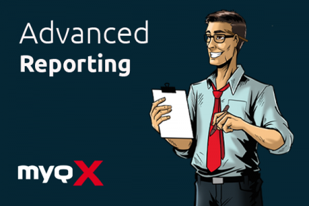 Advanced Reporting with MyQ X