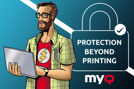 Secure Print from MyQ: Protection Beyond Printing