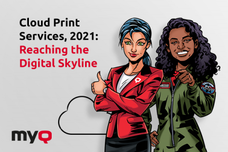 Quocirca on Cloud Printing: The companies <br/> have spoken